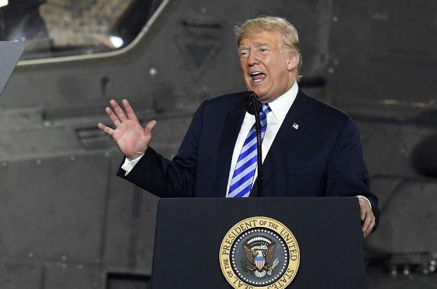 Trump dünya sendikalarının gündemine taşınıyor