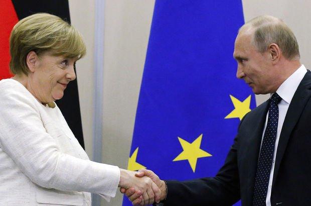 Almanya ile Rusya'dan ABD'ye inat 'gaza' devam!
