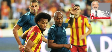 Fenerbahçe sıradan bir takım gibi…