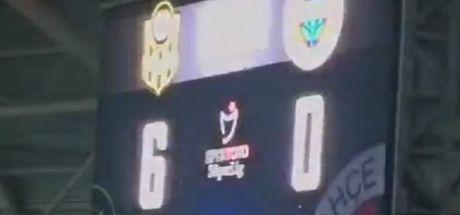 Malatya'da 6-0 şoku!