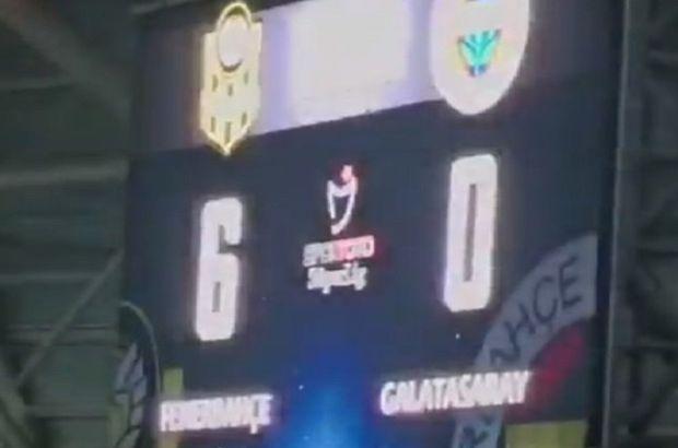 Yeni Malatyaspor - Fenerbahçe 6-0
