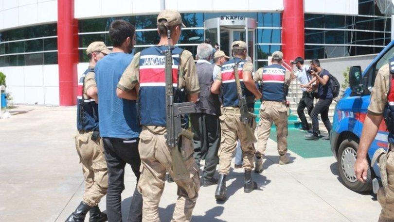 Son dakika: Adıyaman'da 4 askerin şehit olmasıyla ilgili belediye başkanları adliyede