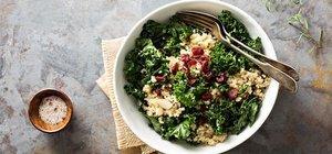 Erikli kinoa salatası nasıl yapılır? Erikli kinoa salatası tarifi ve malzemeleri