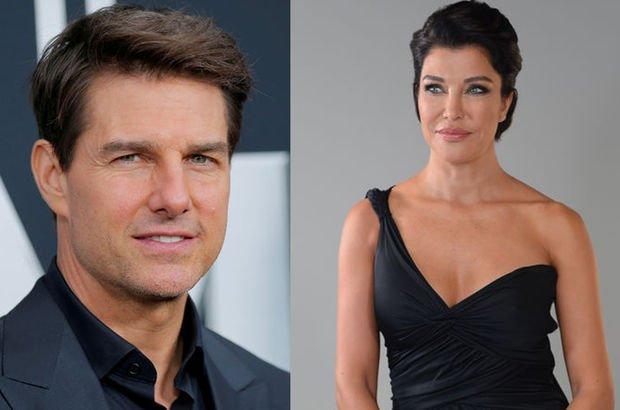 """""""Tom Cruise ile aynı iğneyi yaptırıyorum"""""""