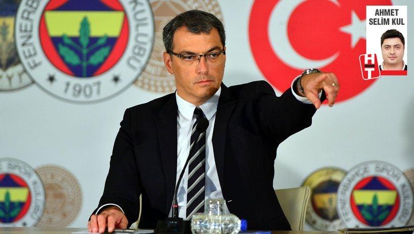 Fenerbahçe Damien Comolli