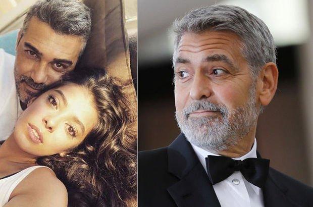 George Clooney, Caner Cindoruk