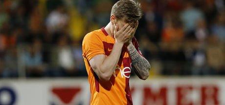Galatasaray'da Serdar sürprizi