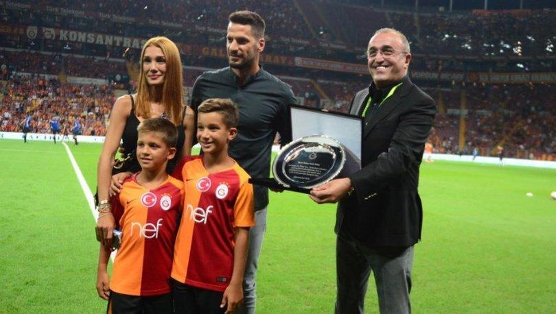 Hakan Balta'ya veda (Galatasaray haberleri)