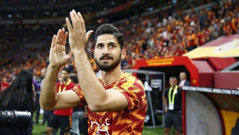 Emre Akbaba'ya sevgi gösterisi! (Galatasaray haberleri)