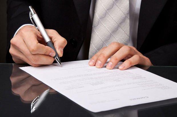 İş sözleşmesi
