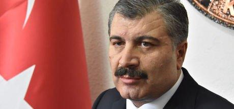 Sağlık Bakanı Fahrettin Koca: Dışa bağımlılık azaltılacak