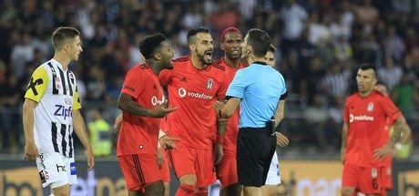 Beşiktaş maçı seyircisiz oynanacak!