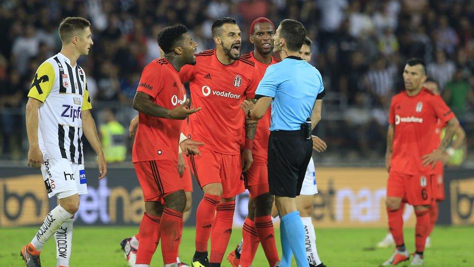 Partizan - Beşiktaş maçı için flaş karar!