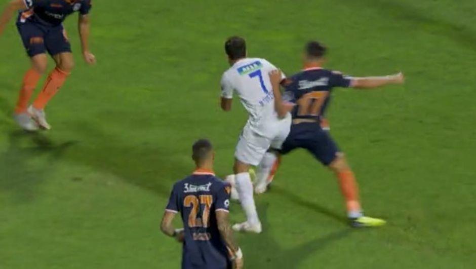 Paşa'dan penaltı isyanı