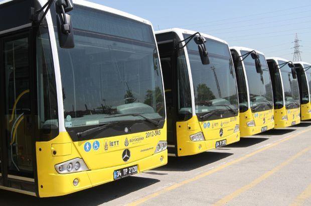 Bayramda otobüs ve metrolar ücretsiz mi?