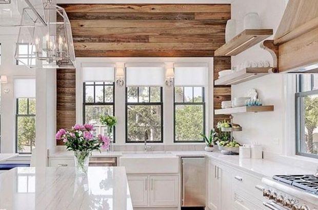 Mutfağını yenilemek isteyenlere 8 fikir!