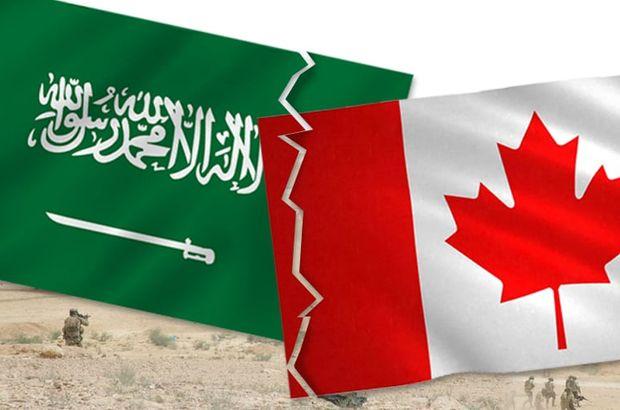 Kanada Suudi Arabistan diplomatik kriz