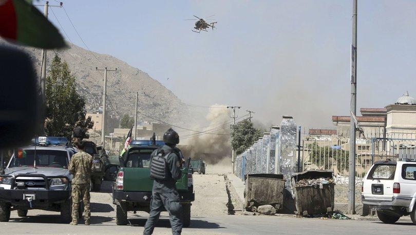 Son dakika... Afganistan'da Cumhurbaşkanlığı Sarayı canlı yayında saldırıya uğradı