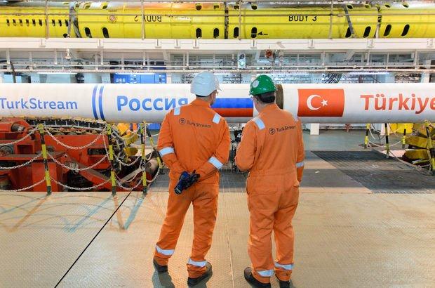 TürkAkım doğalgaz