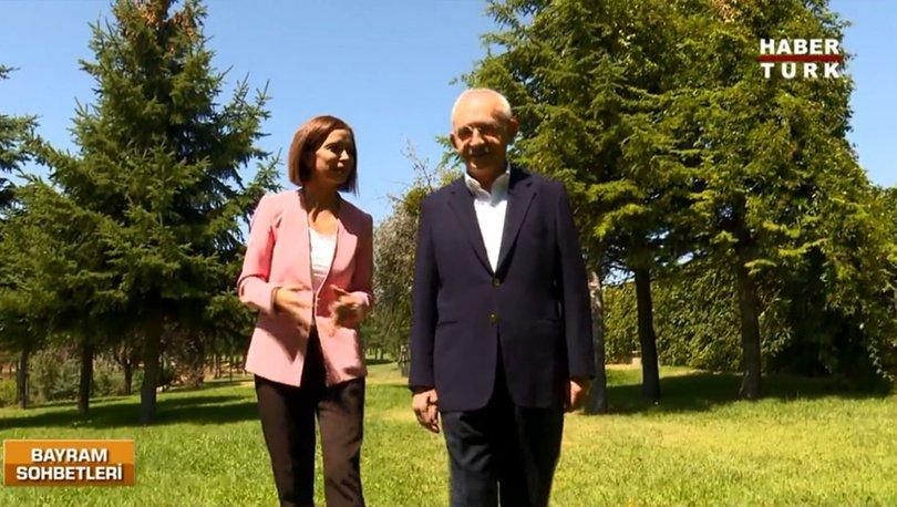 'Bayram Sohbetleri'nin konuğu Kılıçdaroğlu