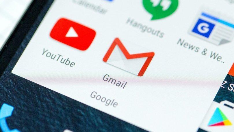 Gmail'de e-postayı geri alma özelliği