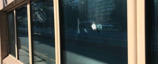 ABD Büyükelçiliği'ne ateş edenlerle ilgili flaş gelişme