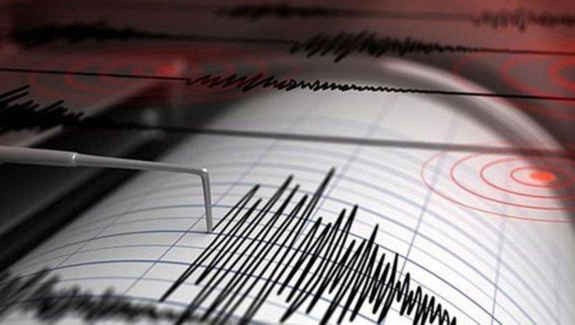 ABD'nin batı kıyısında deprem!