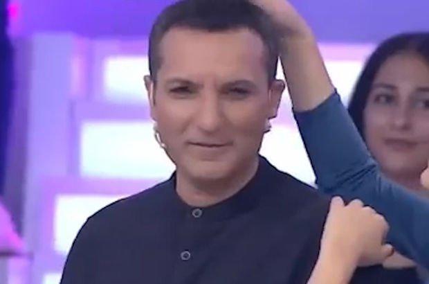 Rafet El Roman'ın makyajı olay oldu