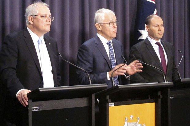 Malcolm Turnbull Avustralya