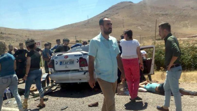 Kayseri'de zincirleme kaza: Ölü ve yaralılar var