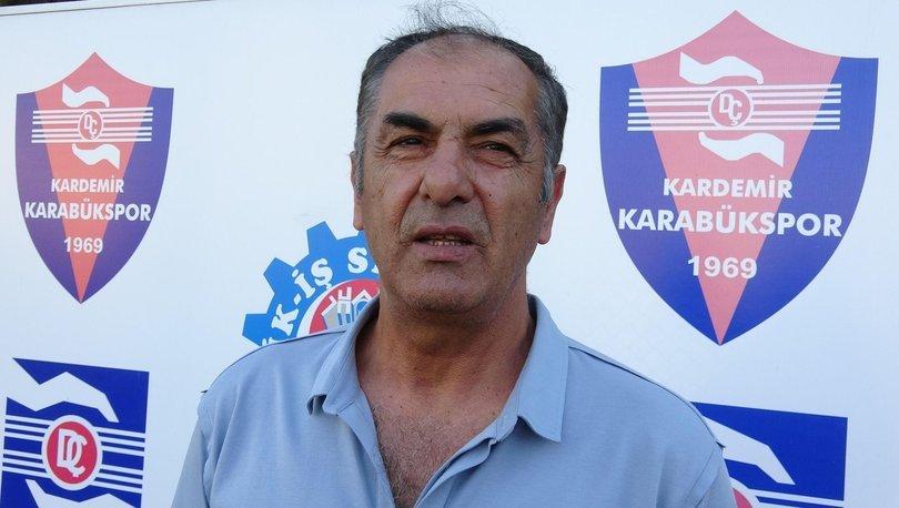 Karabükspor Teknik Direktörü Fikret Yılmaz: