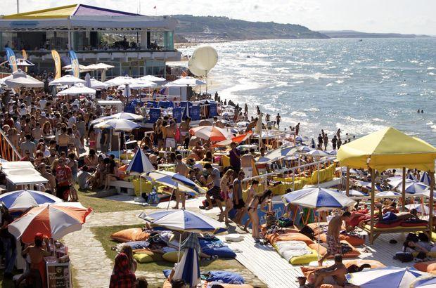 istanbul plaj