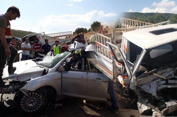 6 günlük kaza