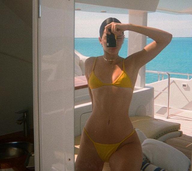 Kendall Jenner meslektaşlarından özür diledi - Magazin haberleri
