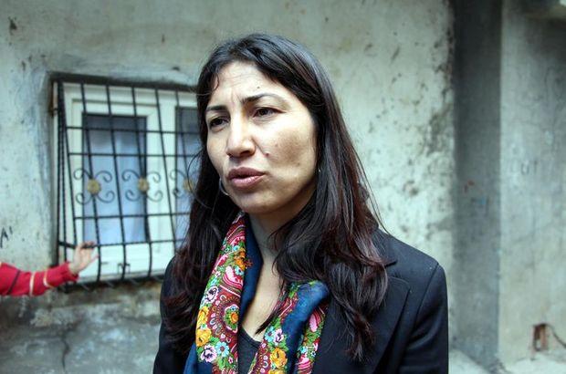 HDP'li Leyla Birlik 'Komşu'da gözaltında