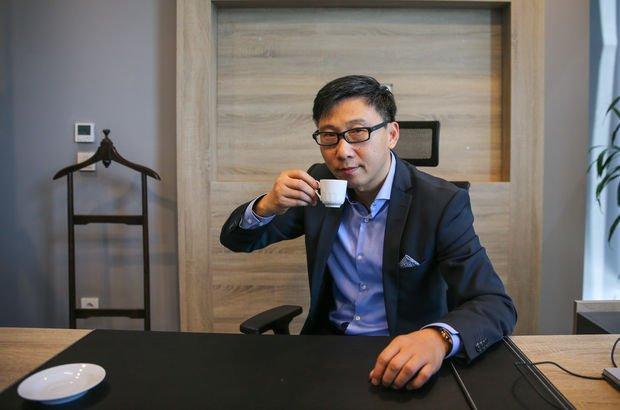 ZTE türkiye Genel Müdürü Li ming