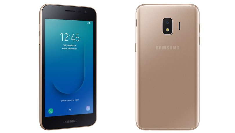 Samsung Galaxy J2 android go özellikler