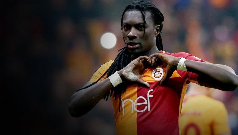 Bafetimbi Gomis'ten Galatasaray'a duygusal veda!