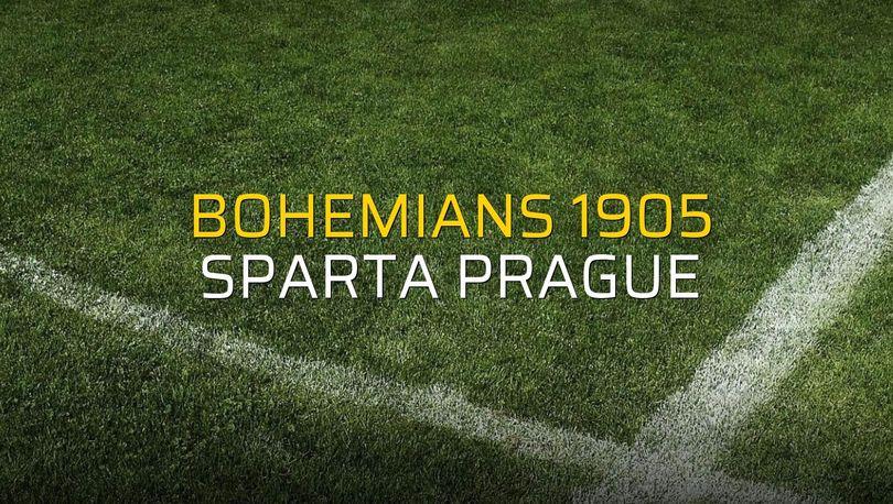 Bohemians 1905 - Sparta Prague maçı heyecanı