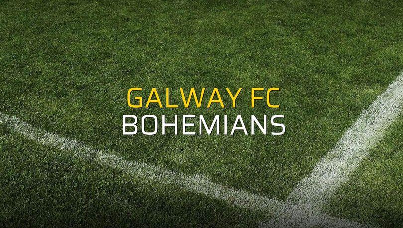 Galway FC - Bohemians sahaya çıkıyor