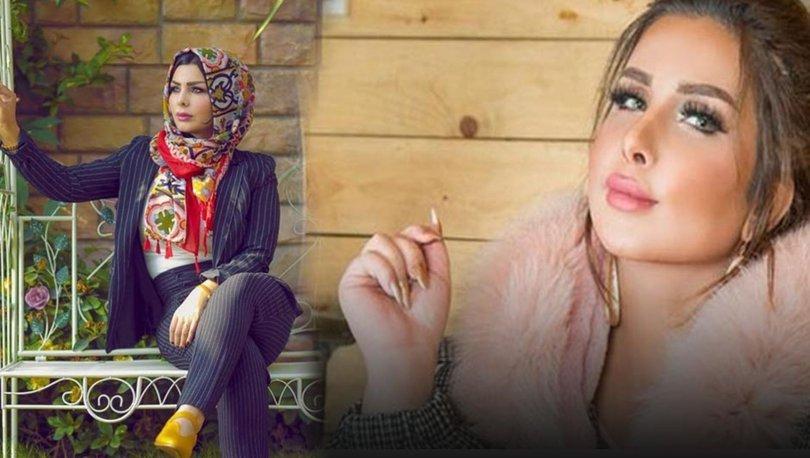 """Birer hafta arayla iki esrarengiz ölüm!  """"Iraklı Barbie""""  olarak tanınıyordu"""