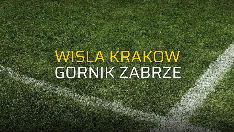Wisla Krakow - Gornik Zabrze maçı heyecanı