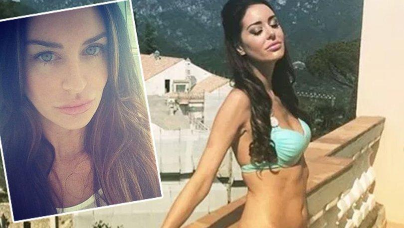 Dünyaca ünlü Model Christina Carlin Kraft Evinde ölü Bulundu