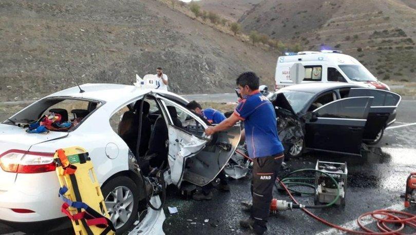 Son dakika! Erzincan'da feci kaza! 3'ü çocuk 7 kişi öldü