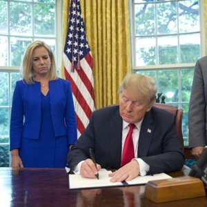 ABD FİLİSTİN'E EKONOMİK YARDIMI DURDURDU