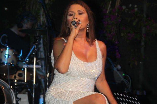 Konsere Nilüfer'in yırtmacı damga vurdu