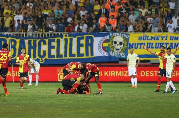 Göztepe Fenerbahçe