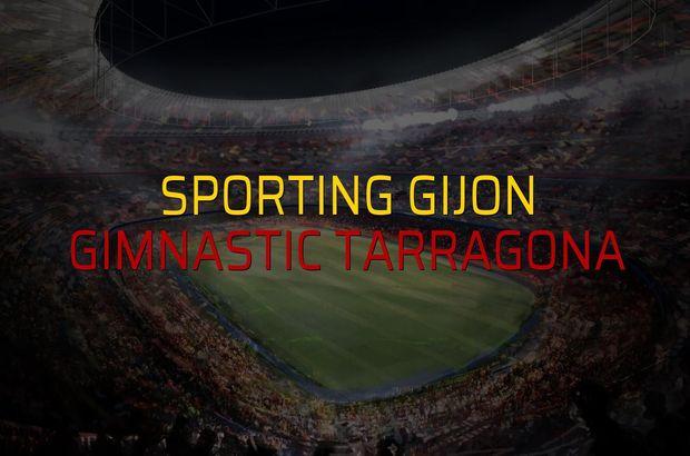Sporting Gijon - Gimnastic Tarragona maçı ne zaman?