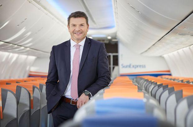 SunExpress'in Üst Yöneticisi (CEO) Jens Bischof