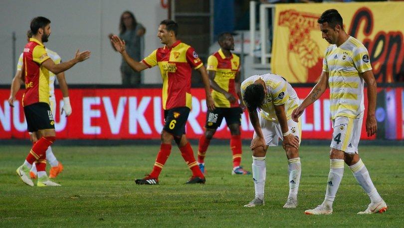 Fenerbahçe son 3 sezondur lige kötü başlıyor